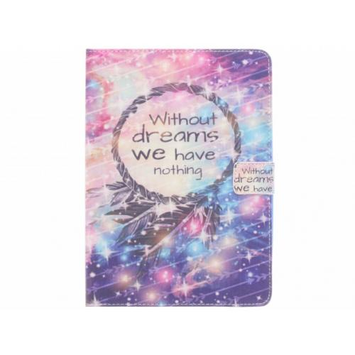 Design Softcase Bookcase voor iPad Air - Without Dreams