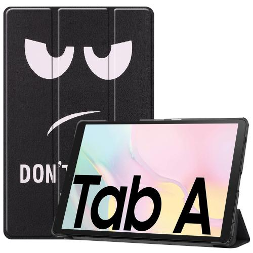 Design Trifold Bookcase Galaxy Tab A7 - Don't Touch