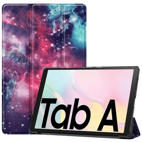 Design Trifold Bookcase Galaxy Tab A7 - Space Design