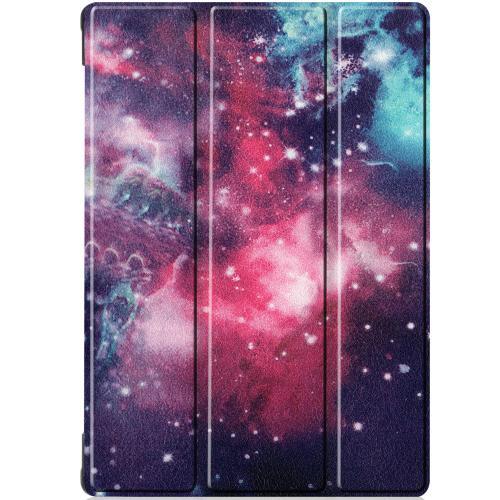 Design Trifold Bookcase Lenovo Tab M10 - Into Space