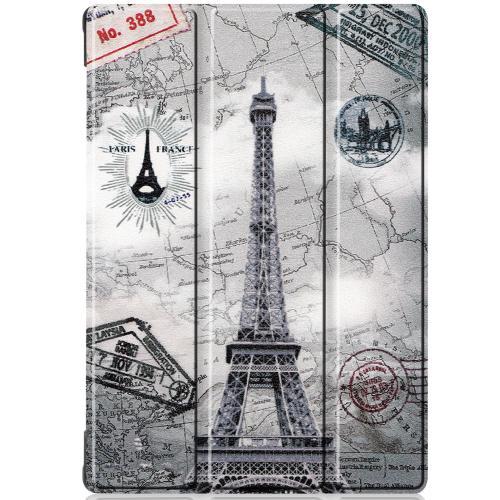 Design Trifold Bookcase Lenovo Tab M10 - Parijs