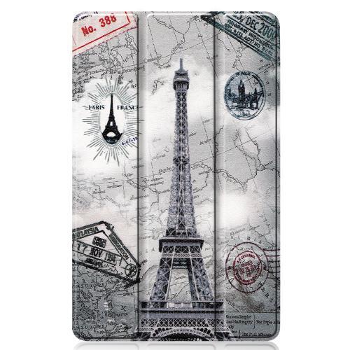 Design Trifold Bookcase Samsung Galaxy Tab S6 Lite - Parijs