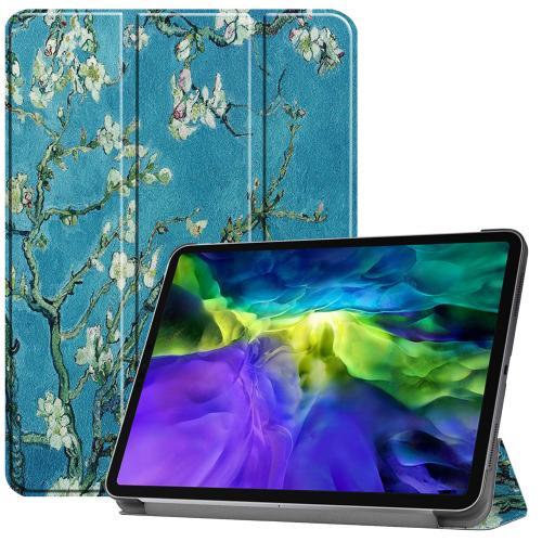 Design Trifold Bookcase voor de iPad Pro 11 (2020-2018) - Green Plant Design