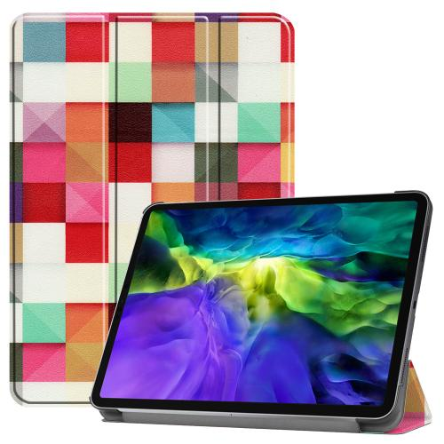Design Trifold Bookcase voor de iPad Pro 11 (2020-2018) - Kleurtjes