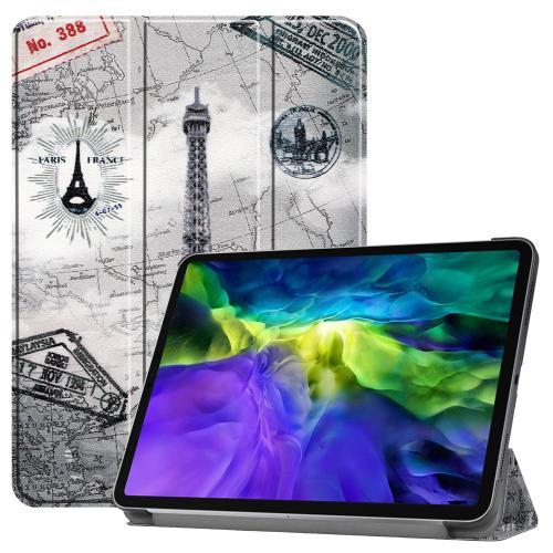 Design Trifold Bookcase voor de iPad Pro 11 (2020-2018) - Parijs