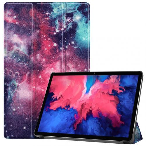 Design Trifold Bookcase voor de Lenovo Tab P11 - Space