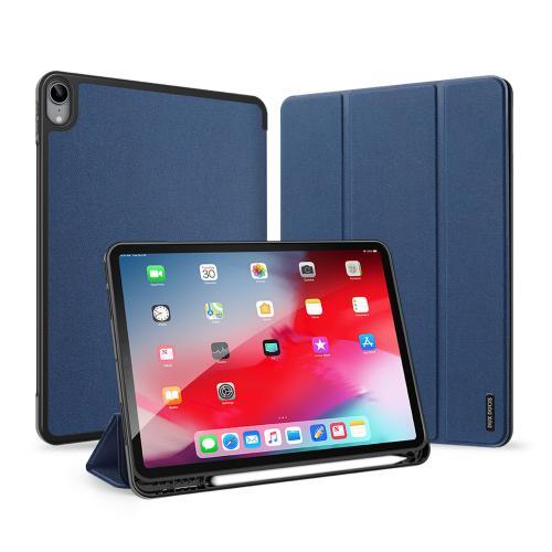 Domo Bookcase voor de iPad Air (2020) - Donkerblauw