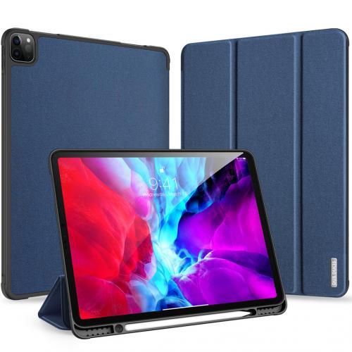 Domo Bookcase voor de iPad Pro 12.9 (2020) - Donkerblauw