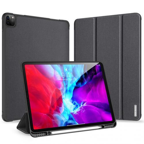 Domo Bookcase voor de iPad Pro 12.9 (2020) - Zwart