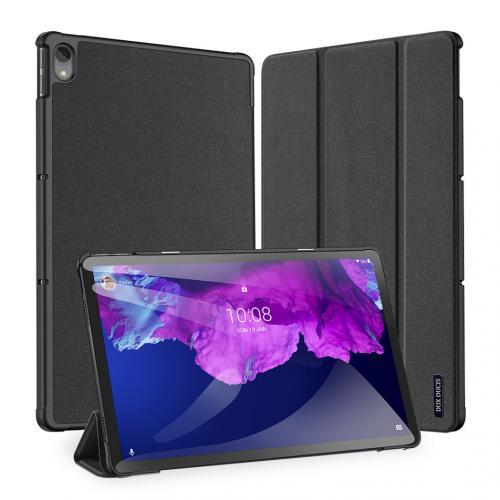 Domo Bookcase voor de Lenovo Tab P11 - Zwart