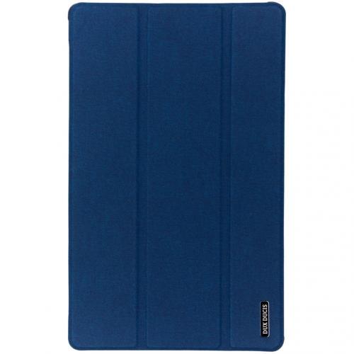 Domo Bookcase voor de Samsung Galaxy Tab A 10.1 (2019) - Donkerblauw