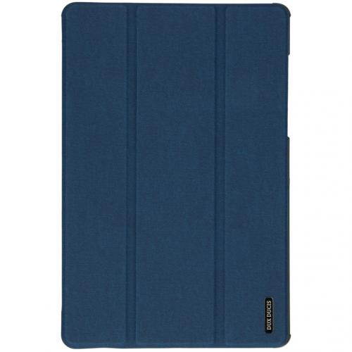 Domo Bookcase voor de Samsung Galaxy Tab S5e - Donkerblauw