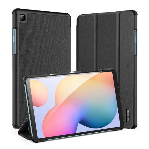 Domo Bookcase voor de Samsung Galaxy Tab S6 Lite - Zwart