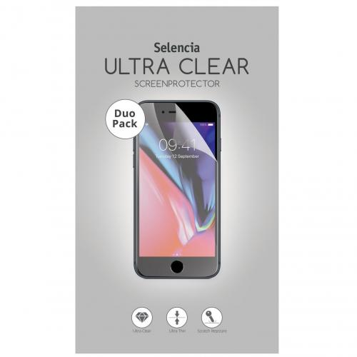 Duo Pack Ultra Clear Screenprotector voor de Samsung Galaxy Tab S5e