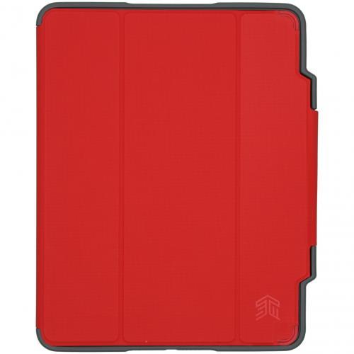 Dux Plus Rugged Bookcase voor de iPad Pro 12.9 (2018) - Rood
