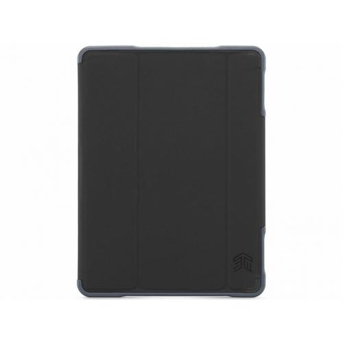 Dux Plus Rugged Bookcase voor iPad Pro 10.5 / Air 10.5 - Zwart