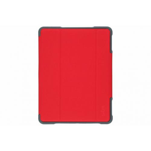 Dux Plus Rugged Bookcase voor iPad Pro 9.7 - Rood