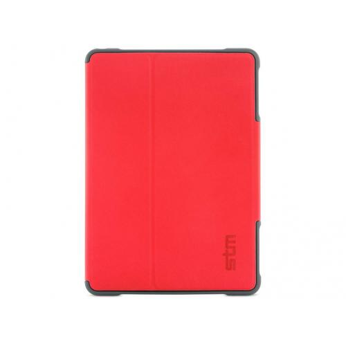 Dux Rugged Bookcase voor iPad Air 2 - Rood