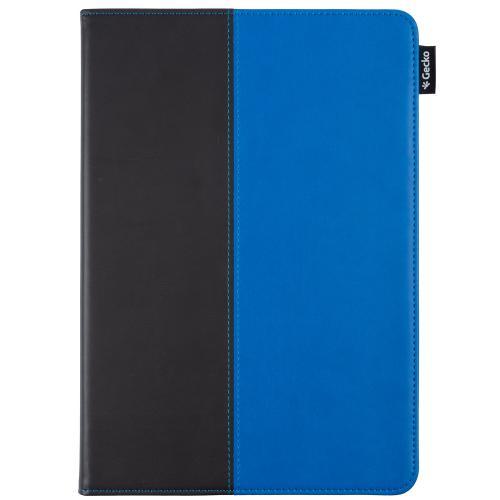 Easy-Click Bookcase voor de iPad 10.2 (2019) - Zwart / Blauw