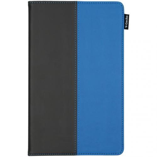 Easy-Click Bookcase voor de Samsung Galaxy Tab A 10.1 (2019) - Zwart / Blauw