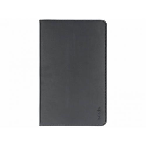 Easy-Click Bookcase voor Samsung Galaxy Tab A 10.5 (2018) - Zwart