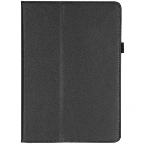 Effen Bookcase voor de iPad 10.2 (2019) - Zwart