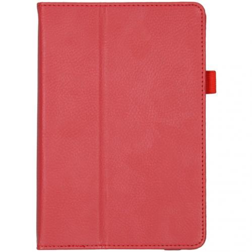Effen Bookcase voor de iPad mini (2019) / iPad Mini 4 - Rood