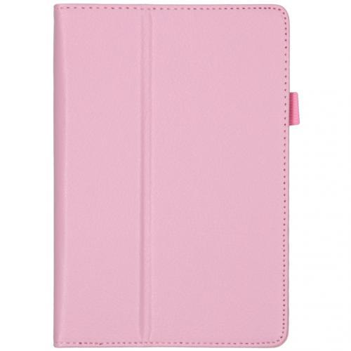 Effen Bookcase voor de iPad mini (2019) / iPad Mini 4 - Roze