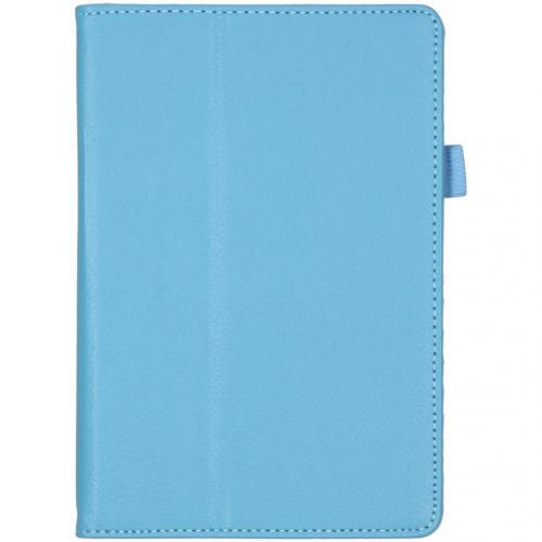 Effen Bookcase voor de iPad mini (2019) / iPad Mini 4 - Turquoise