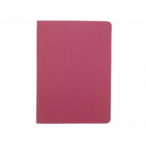 Effen Bookcase voor iPad Air - Fuchsia