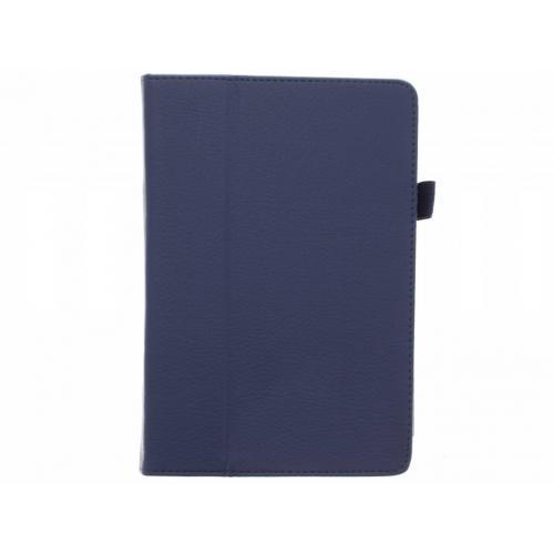 Effen Bookcase voor iPad Mini / 2 / 3 - Donkerblauw