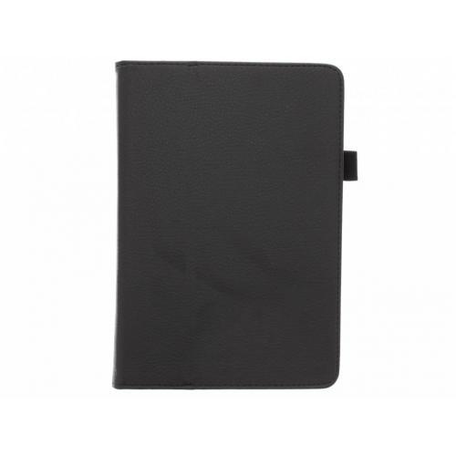 Effen Bookcase voor iPad Mini / 2 / 3 - Zwart
