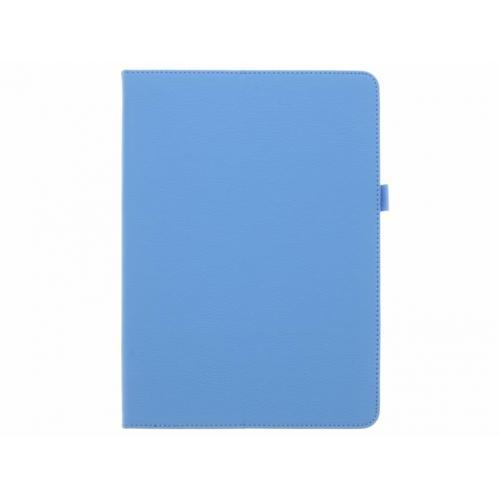 Effen Bookcase voor iPad Pro 10.5 / Air 10.5 - Lichtblauw