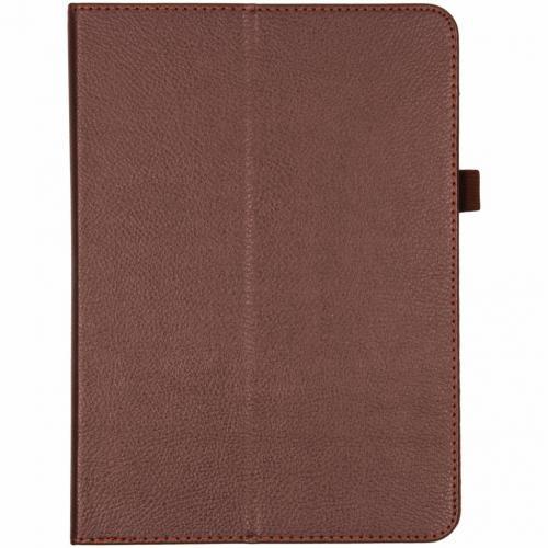 Effen Bookcase voor iPad Pro 11 (2018) - Bruin