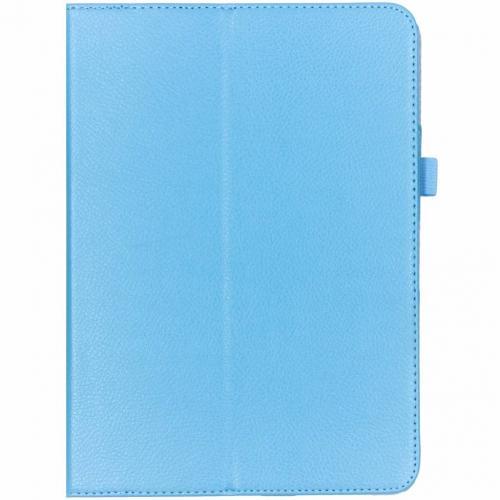 Effen Bookcase voor iPad Pro 11 - Lichtblauw