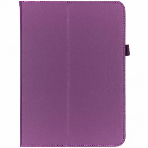 Effen Bookcase voor iPad Pro 11 - Paars
