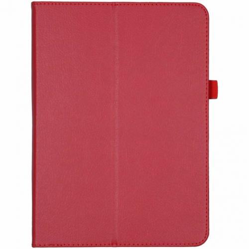 Effen Bookcase voor iPad Pro 11 - Rood