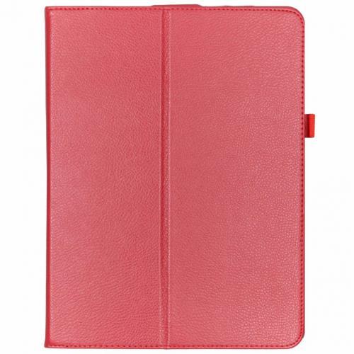 Effen Bookcase voor iPad Pro 12.9 (2018) - Rood