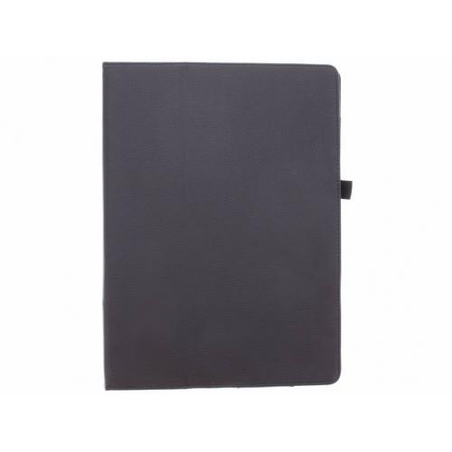 Effen Bookcase voor iPad Pro 12.9 - Zwart