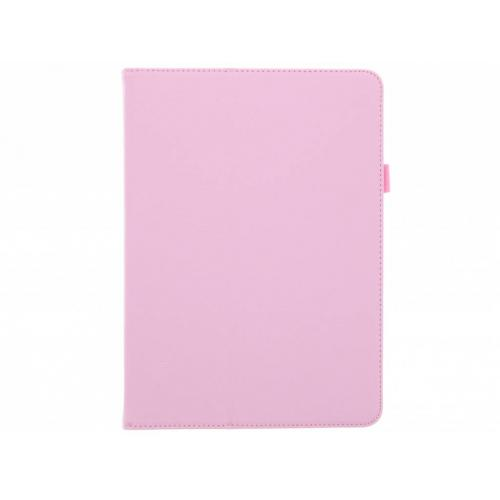 Effen Bookcase voor iPad Pro 9.7 - Roze