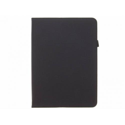 Effen Bookcase voor Samsung Galaxy Tab S3 9.7 - Zwart