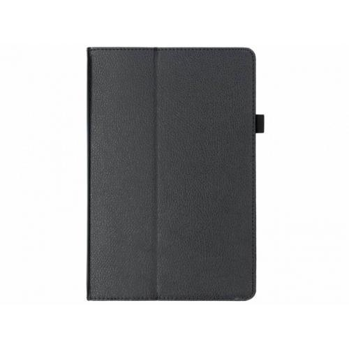 Effen Bookcase voor Samsung Galaxy Tab S4 10.5 - Zwart