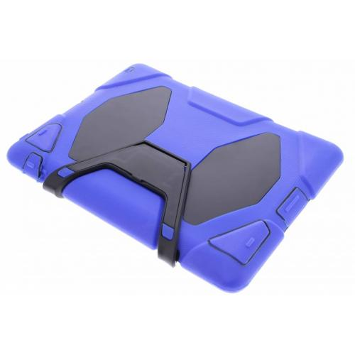 Extreme Protection Army Backcover voor iPad 2 / 3 / 4 - Blauw