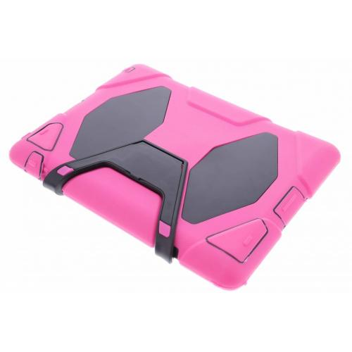 Extreme Protection Army Backcover voor iPad 2 / 3 / 4 - Roze