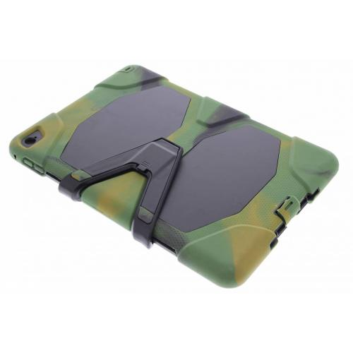 Extreme Protection Army Backcover voor iPad Air 2 - Groen