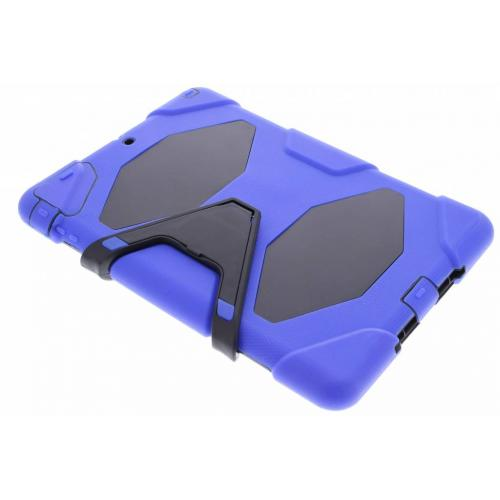 Extreme Protection Army Backcover voor iPad Air - Blauw