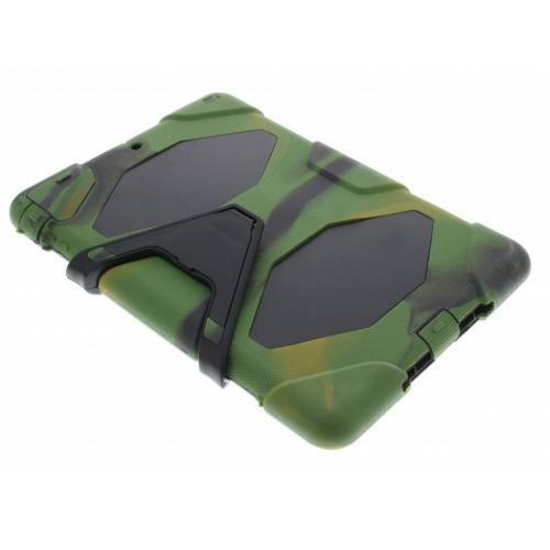Extreme Protection Army Backcover voor iPad Air - Groen