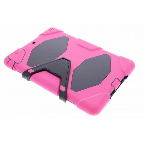 Extreme Protection Army Backcover voor iPad Air - Roze