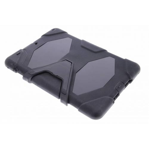 Extreme Protection Army Backcover voor iPad Air - Zwart
