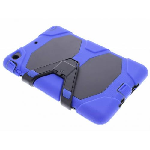Extreme Protection Army Backcover voor iPad Mini / 2 / 3 - Blauw